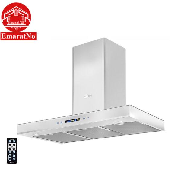 هود آشپزخانه مدل 1410 سفید کن