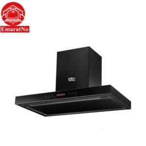هود آشپزخانه کد SA202 black استیل البرز