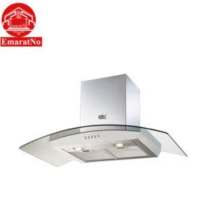 هود آشپزخانه کد SA101 استیل البرز