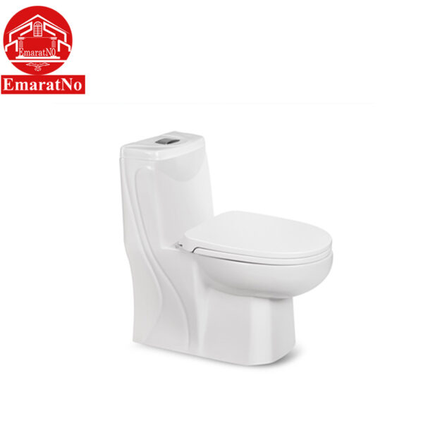 توالت فرنگی دیاموند مروارید
