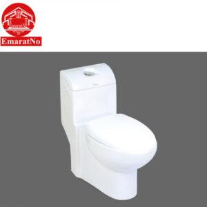 توالت فرنگی والریا چینی کرد