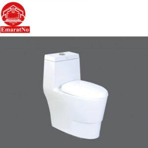 توالت فرنگی ویکتوریا چینی کرد